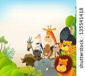 Wildlife Animals Background ...