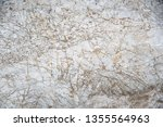 white marble patterned texture... | Shutterstock . vector #1355564963