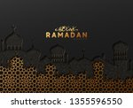 Ramadan Vector Background....