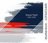 grungy vector design | Shutterstock .eps vector #1355651600