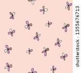 Simple Flowers Pattern...