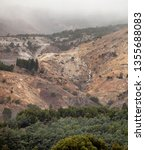 view of the hills around the... | Shutterstock . vector #1355688083