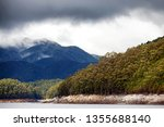 views of lake burbury  which is ... | Shutterstock . vector #1355688140