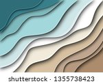 background or wallpaper with... | Shutterstock . vector #1355738423