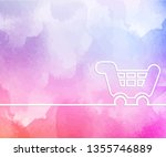 abstract creative concept... | Shutterstock . vector #1355746889