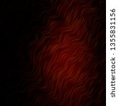 dark orange vector background...