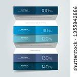 chart  schedule design template.... | Shutterstock .eps vector #1355842886
