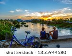 4000 Islands. Laos. 11 11 2017. ...
