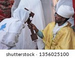 gondar  ethiopia   march 3 ... | Shutterstock . vector #1356025100