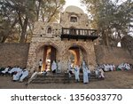 gondar  ethiopia   march 3 ... | Shutterstock . vector #1356033770