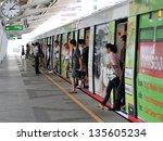 Bangkok   Apr 12  Passengers...