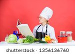 going to cook something special.... | Shutterstock . vector #1356136760