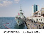 odessa ukraine   april 1  2019  ... | Shutterstock . vector #1356214253