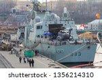 odessa ukraine   april 1  2019  ... | Shutterstock . vector #1356214310