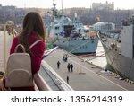 odessa ukraine   april 1  2019  ... | Shutterstock . vector #1356214319