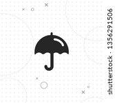 parasol  umbrella  vector best... | Shutterstock .eps vector #1356291506