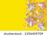 birthday  party  festival  baby ... | Shutterstock . vector #1356409709