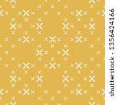 vector geometric seamless... | Shutterstock .eps vector #1356424166