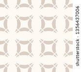 delicate background texture.... | Shutterstock . vector #1356437006