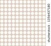 ornamental seamless pattern... | Shutterstock . vector #1356437180