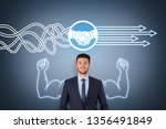 agreement solution concepts on... | Shutterstock . vector #1356491849