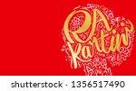 kartini day  r a kartini the... | Shutterstock .eps vector #1356517490