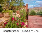 Pretty Desert Gardening  With...