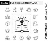 business administration hand...