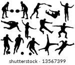 illustration of sport... | Shutterstock .eps vector #13567399