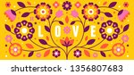 vector illustration with text...   Shutterstock .eps vector #1356807683