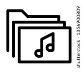 music files icon