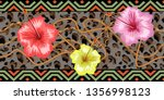 horizontal chains seamless with ...   Shutterstock .eps vector #1356998123