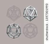 Vector Images Of Polyhedra. Th...