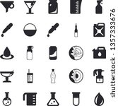 solid vector icon set  ...   Shutterstock .eps vector #1357333676