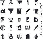 solid vector icon set  ...   Shutterstock .eps vector #1357340999