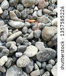 some beach rocks   | Shutterstock . vector #1357585226