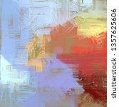 abstract texture. 2d... | Shutterstock . vector #1357625606