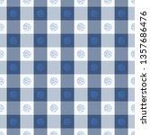 tartan vector patterns  chinese ...   Shutterstock .eps vector #1357686476