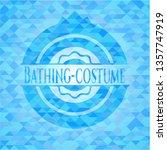bathing costume realistic sky... | Shutterstock .eps vector #1357747919