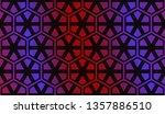 abstract blurred gradient... | Shutterstock .eps vector #1357886510