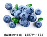 Blueberries. Blueberry Isolate...