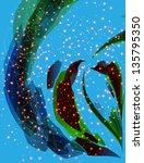 abstract background  vector... | Shutterstock .eps vector #135795350