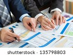 accounting. | Shutterstock . vector #135798803