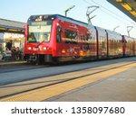 san diego  california   usa  ... | Shutterstock . vector #1358097680
