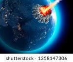 Meteorites That Hit The Earth....