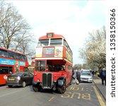 london  uk  30th march 2019 ... | Shutterstock . vector #1358150366