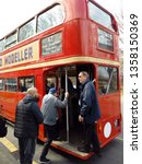 london  uk  30th march 2019 ... | Shutterstock . vector #1358150369