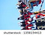 prague   czech republic   march ...   Shutterstock . vector #1358154413