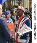 london  uk. 3rd april. one of... | Shutterstock . vector #1358253929