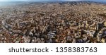 aerial panoramic view of... | Shutterstock . vector #1358383763